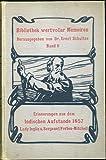 img - for Erinnerungen aus dem Indischen Aufstand 1857/58. Von Lady Inglis und Sergeant Forbes-Mitchell. book / textbook / text book