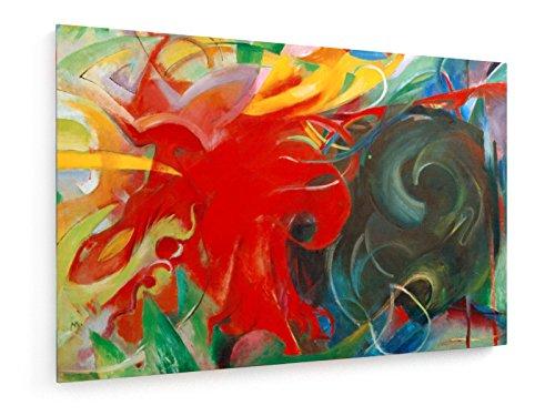 franz-marc-formas-de-lucha-abstr-formulario-i-60x40-cm-weewado-impresiones-sobre-lienzo-muro-de-arte