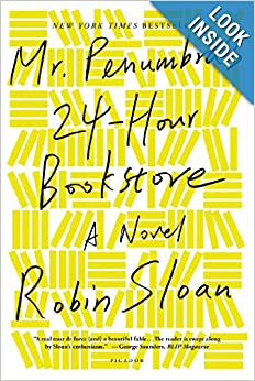 Mr. Penumbra's 24-Hour Bookstore (2013) 32kbs Unabridged - Robin Sloan