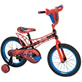 Huffy Bicycle Company Ultimate Spiderman Bike, 16-Inch