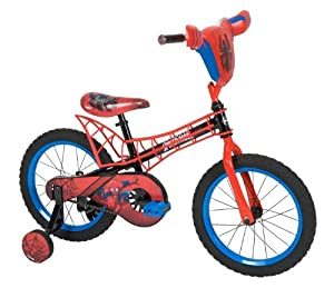 Huffy Bicycle Company Ultimate Spiderman Bike, 16-Inch by Huffy