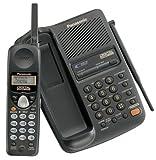 Panasonic KX-TC1713B 900 MHz Digital Cordless Speakerphone with Caller ID (Black)