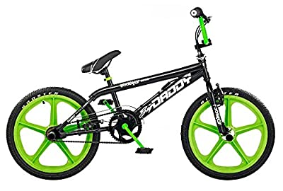 "Rooster Big Daddy Boys Kids BMX Bike Bicycle 20"" Skyway Mag Wheels Gyro RS43"