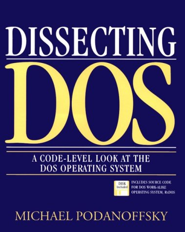 Dissecting DOS:A Code-Level Look at the DOS Operating System