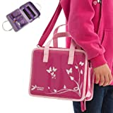 Ultimate Addons Pink Kids Storage Case Handbag Storage Case suitable for carrying the Google Nexus 7