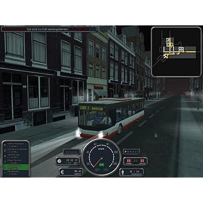 لعبة قيادة الباصات روعة Simulator