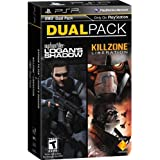 Double Pack - Killzone Liberation and Syphon Filter Logan's Shadow - PlayStation Portable Standard Edition