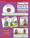 Teaching Tunes Audio Cd And Mini-books Set: Nursery Rhymes (prepack)