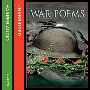 War Poems Audiobook