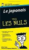 echange, troc Eriko Sato, Vincent Grépinet - Le japonais pour les Nuls