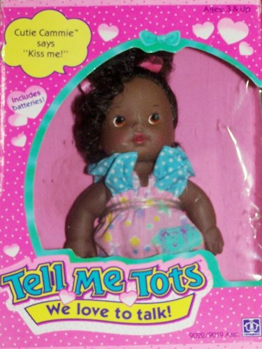 Tell Me Tots ~ Cammie (Talking Dolls)