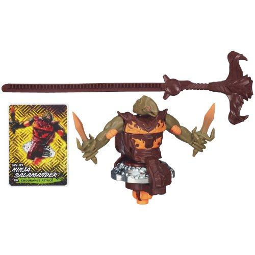 Beyblade Shogun Steel BeyWarriors BW-02 Ninja Salamander Battler - 1