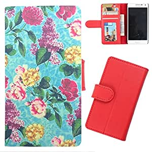 DooDa - For Nokia XL Dual SIM PU Leather Designer Fashionable Fancy Wallet Flip Case Cover Pouch With Card, ID & Cash Slots And Smooth Inner Velvet With Strong Magnetic Lock