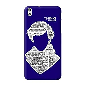 I Believe in sherlock Desire 816 case