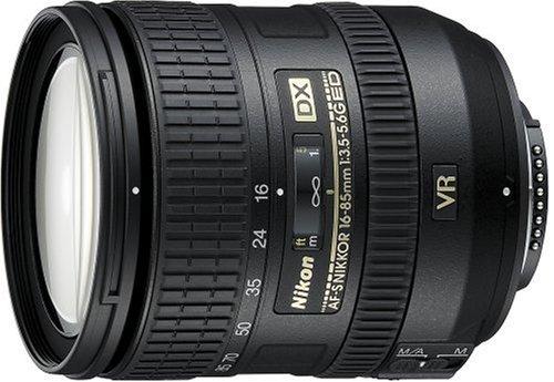 Nikon AF-S DX 3,5-5,6/16-85 VR
