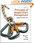 Principles of Supply Chain Management...