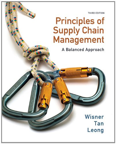Principles of Supply Chain Management: A Balanced...