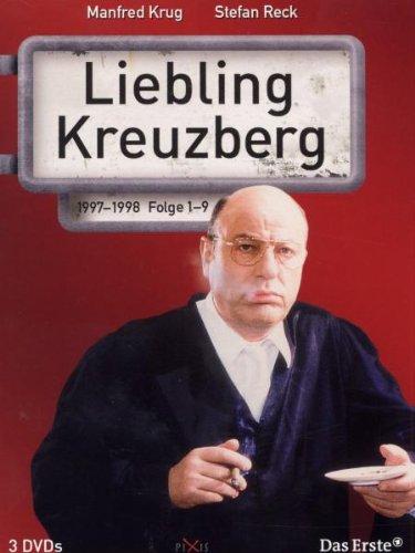 Liebling Kreuzberg, 1997-1998 (Staffel 5, Folgen 1-9, 3 DVDs)