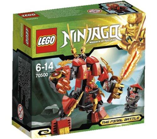 Coloriage Lego Ninjago September 2012