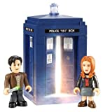 Doctor Who Character Building the Tardis Mini Construction Playset