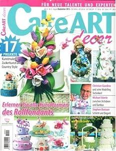 Cake Art Zubehor : Cake ART decor [Jahresabo]: Amazon.de: Zeitschriften