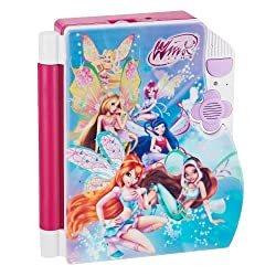 Winx Club Password Diary