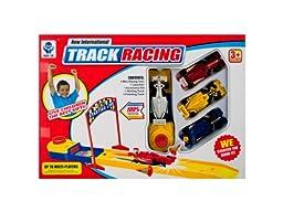Bulk Buys launch racing cars 4color (Set of 12)