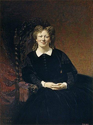 oil-painting-casado-del-alisal-jose-retrato-de-una-dama-francesa-1864-printing-on-perfect-effect-can