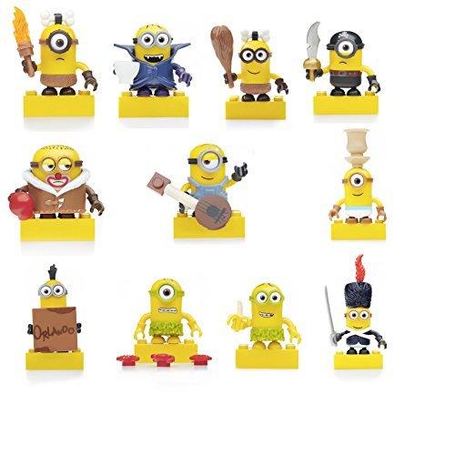 Mega-Bloks-Minion-Set-Of-11-Mini-Figure-Blind-Pack