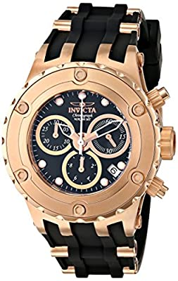 Invicta Women's 16088 Subaqua Analog Display Swiss Quartz Black Watch