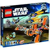 Lego Star Wars - 7962 - Jeu de Construction - Anakin's & Sebulba's Podracers
