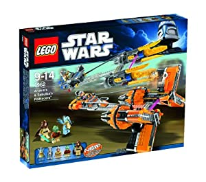 LEGO Star Wars 7962 - Anakin's and Sebulba's Podracers