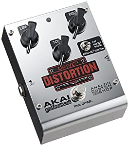 akai drive3 distortion analog custom shop guitar pedal musical instruments. Black Bedroom Furniture Sets. Home Design Ideas