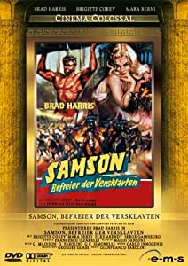 Samson, Befreier der Versklavten (Cinema Colossal)