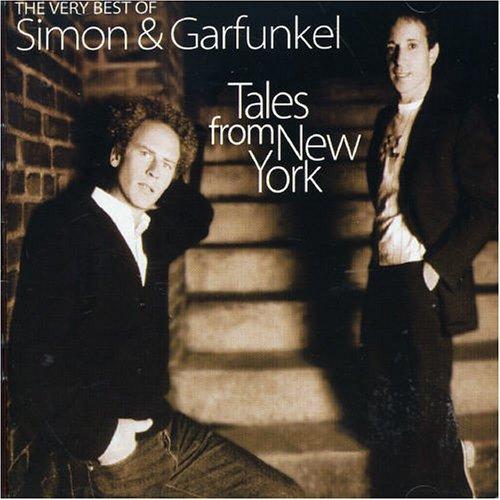 Tales from New York: The Very Best of Simon & Garfunkel artwork
