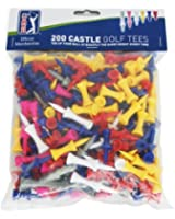 PGA Tour 200 Castle Golf Tees
