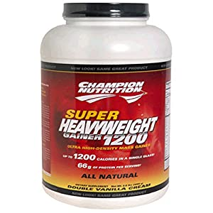 Super Heavyweight Gainer 1200