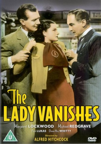 The Lady Vanishes (Hitchcock) [DVD]