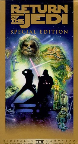 Star Wars, Episode VI: Return of the Jedi (Special Edition) [VHS] (Peter Jones Eureka compare prices)