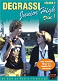 Degrassi Junior High: Season 2, Disc 1
