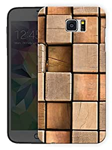 "Humor Gang Building Blocks Pattern Printed Designer Mobile Back Cover For ""Samsung Galaxy Note 5"" (3D, Matte, Premium Quality Snap On Case)"