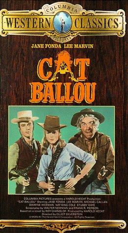 Cat Ballou [VHS]