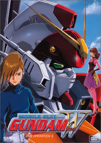 Gundam Wing: Operation 5 [DVD] [Region 1] [US Import] [NTSC]