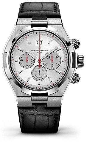 vacheron-constantin-overseas-automatic-chronograph-silver-dial-black-leather-mens-watch-49150000a-90