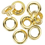 General Tools 1261-4 1/2-Inch Grommet Refill, 12 Sets