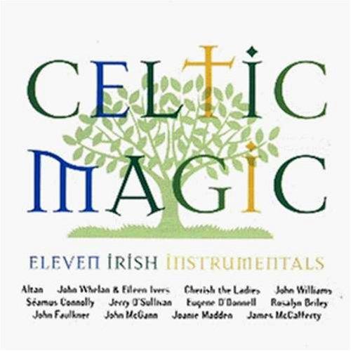 Various - Celtic Magic: Eleven Irish Instrumentals - Zortam Music