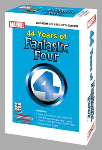 44 Years of Fantastic Four