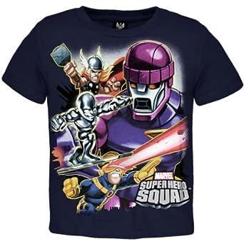 Marvel Super Hero Squad Shirt