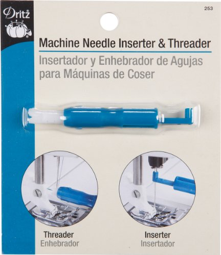 Best Prices! Dritz Machine Needle Inserter and Threader