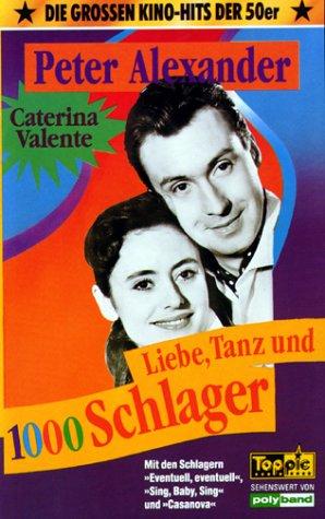 Liebe, Tanz und 1000 Schlager [VHS]